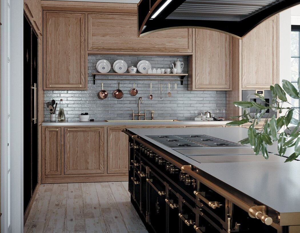 Taste Of Provence By L Atelier Paris Haute Design In 2020 Country Kitchen French Country Kitchen Custom Kitchens
