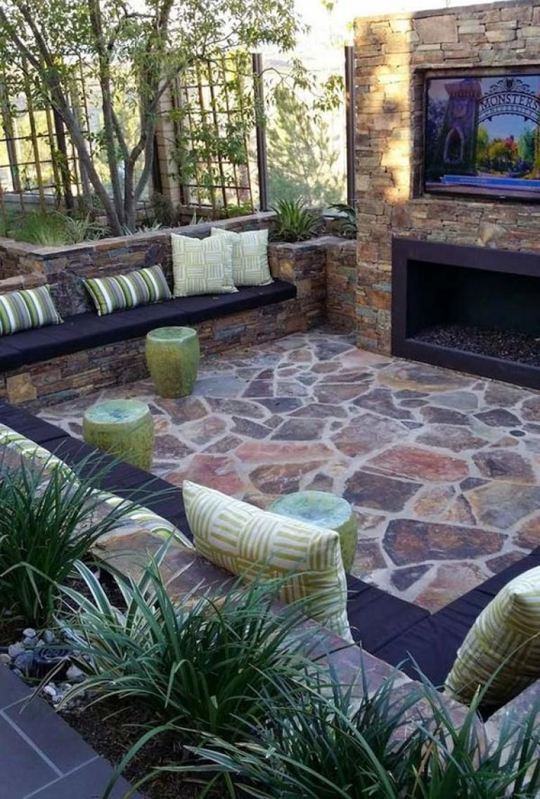 Admirable Sunken Fire Pit Ideas To Steal For Cozy Nights Dream Backyard Backyard Patio