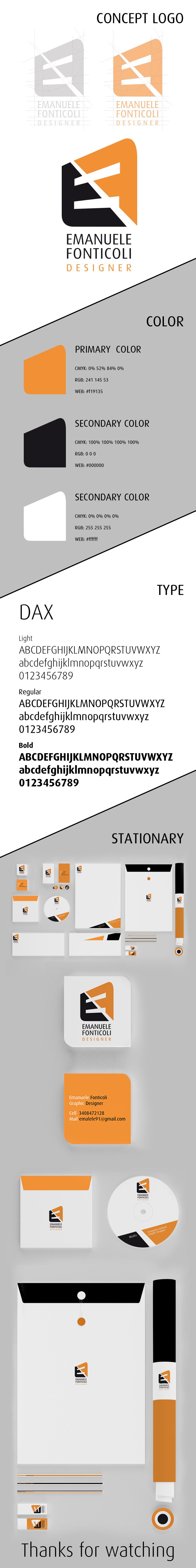 The all project https://www.behance.net/gallery/-MY-PERSONAL-LOGO-/3470169