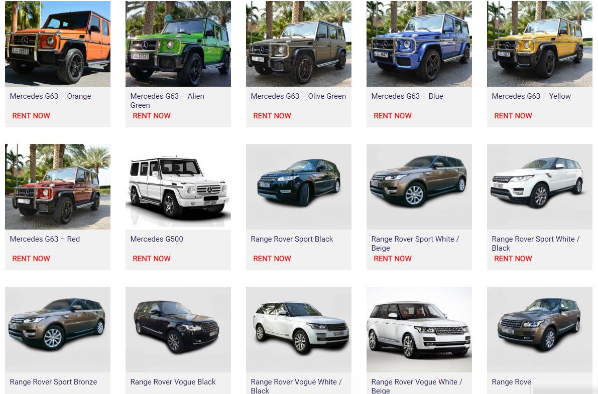 Rent A Suv >> Luxury Suv Rental Dubai Rent Car Dubai Luxury Suv Rental