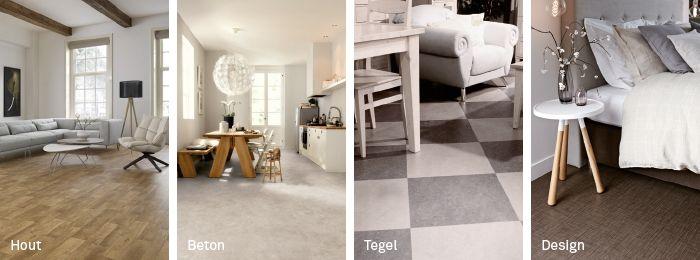 Novilon, zo stil kan een mooie vloer zijn1 - vloeren | Pinterest ...