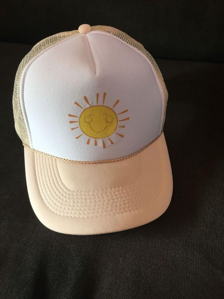 5952efe2886 Original Design Trucker Hat Care Bear sun beige snap back unisex CUTE  hipster  fashion  clothing  shoes  accessories  unisexclothingshoesaccs ...