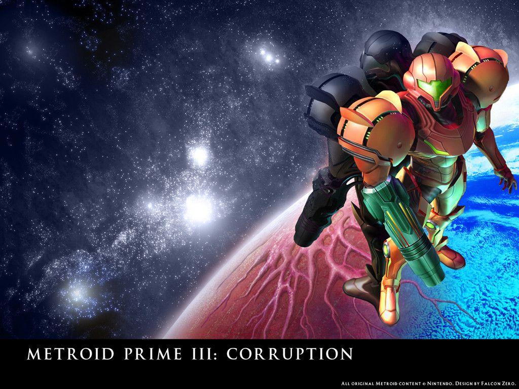 Metroid Prime Wallpapers Metroid Metroid Prime Wallpaper