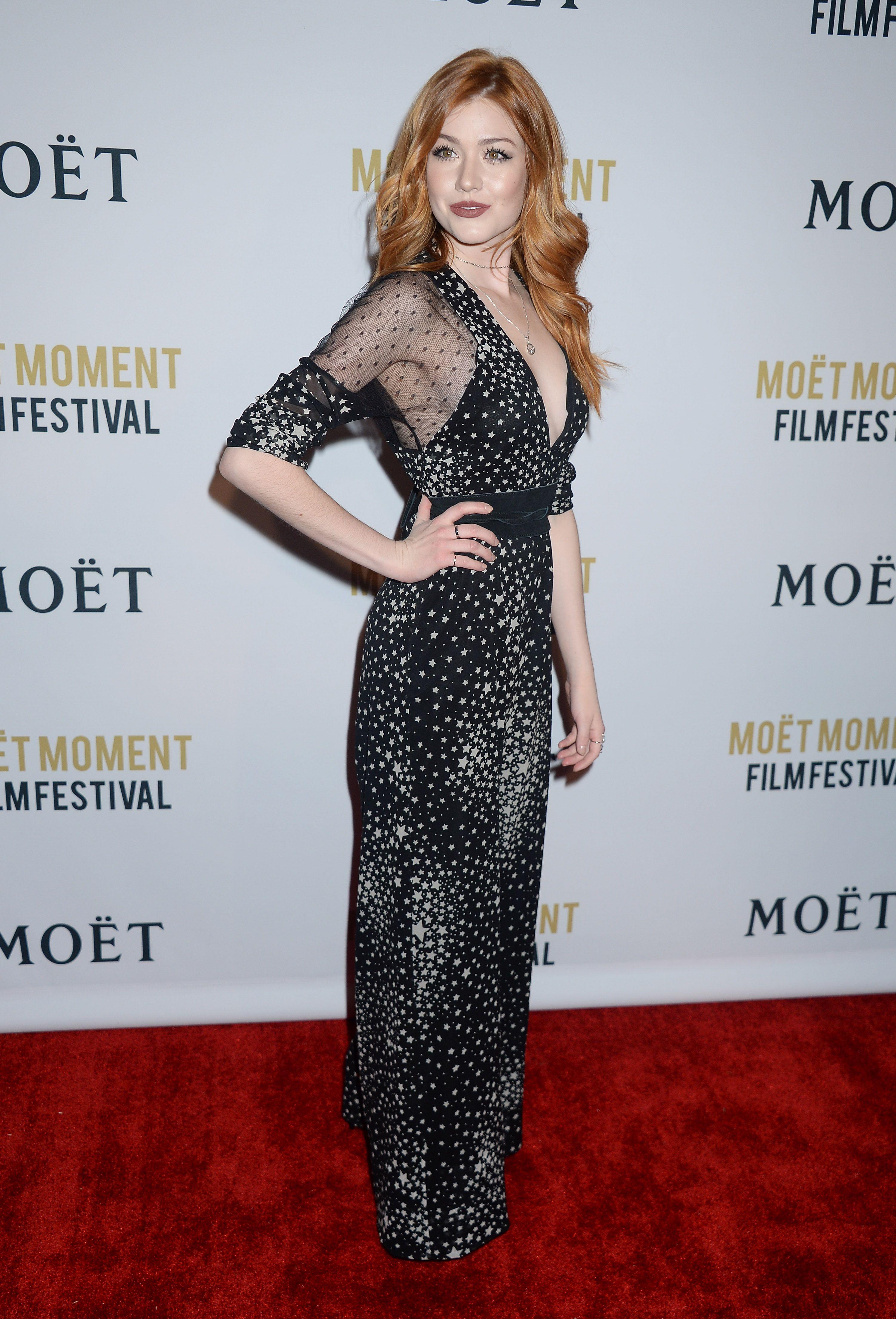 Katherine McNamara – 2018 Moet Mot Film Festival in LA ...
