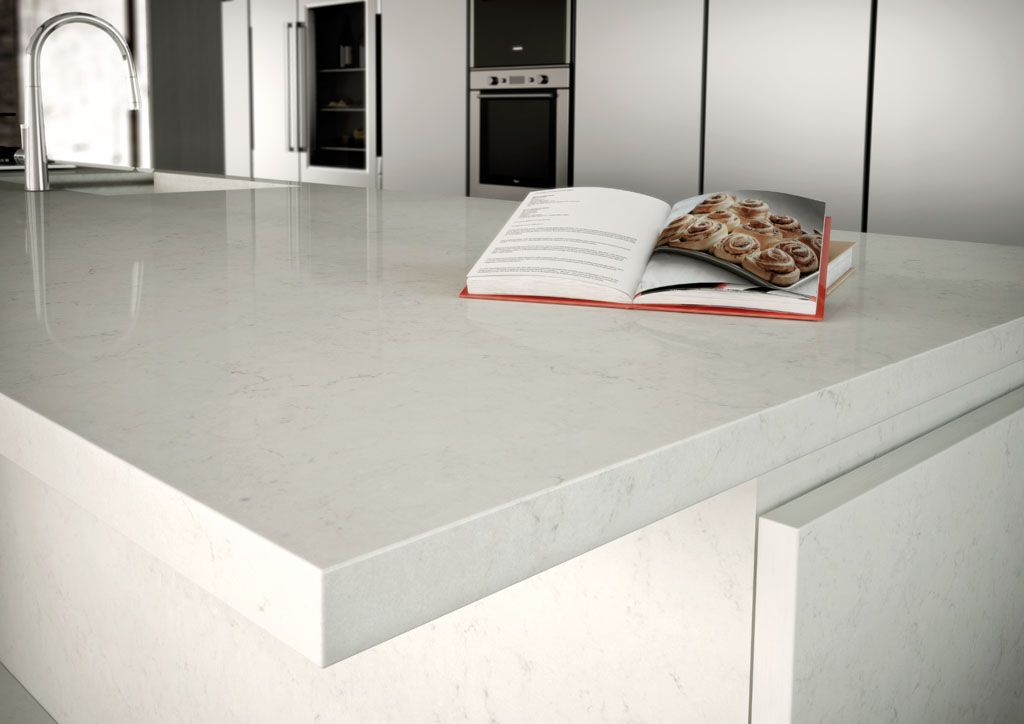Caesarstone Classico - 5000 London Grey™ | Kitchen Inspiration ...