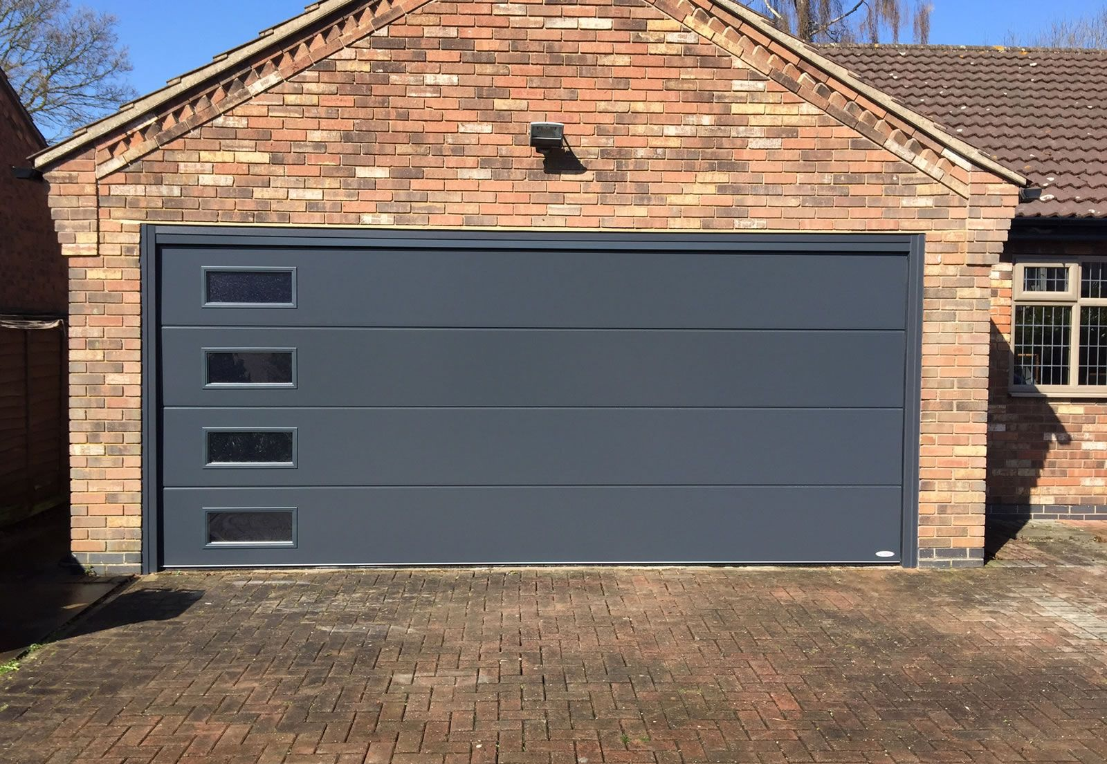 Sectional Garage Doors Exceptional Quality Rolux Uk Ltd For