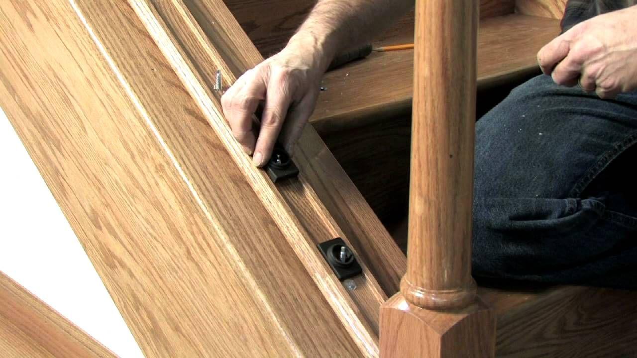 Best L J Smith Ironpro Detailed Installation Video Stair 400 x 300