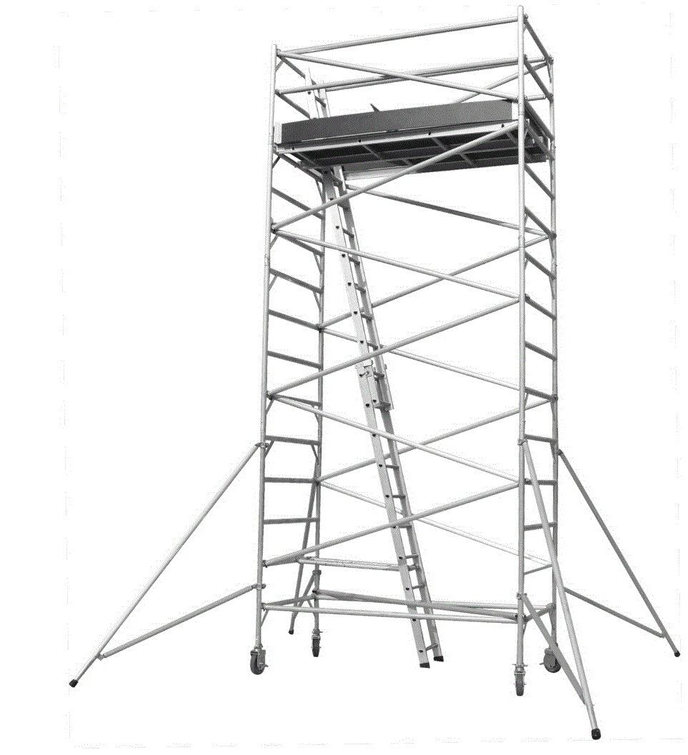 aluminium mobile scaffold-new scaffolding towers
