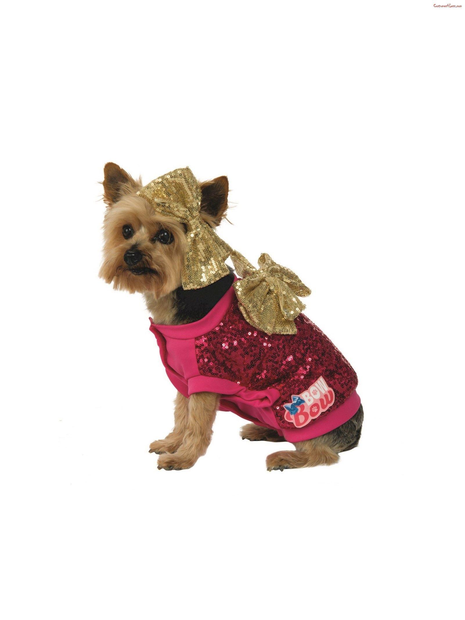 Jojo Siwa Bow Bow Pet Costume Ad Pet Halloween Costumes Pet Costumes Best Dog Halloween Costumes