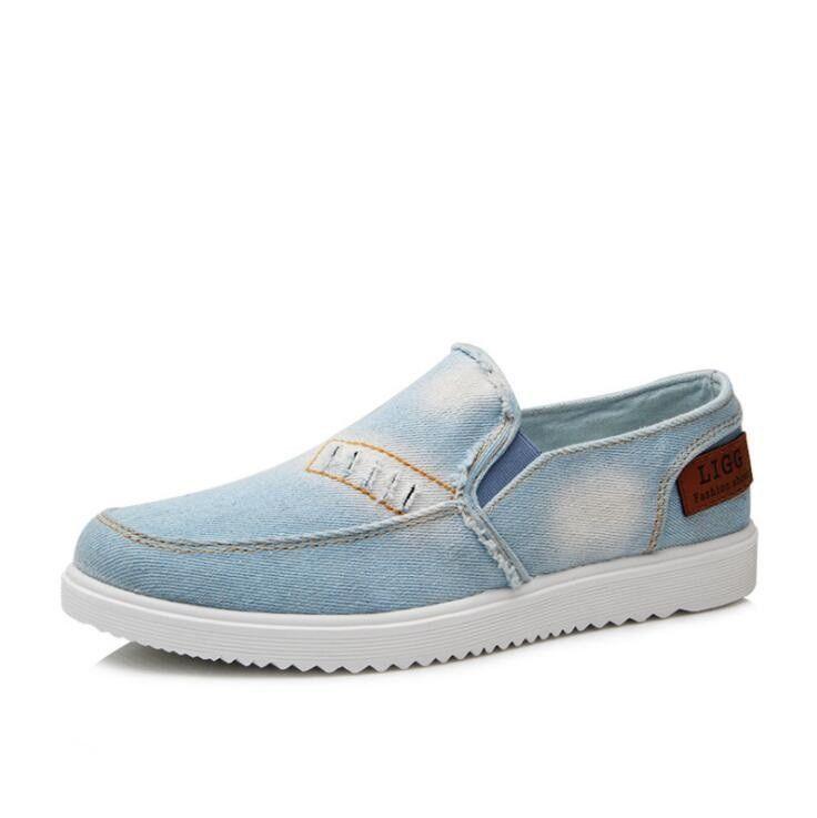 Men's Tidal Current Canvas Casual Shoes