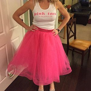 Photo of Black Horsehair Women Tulle Skirt Hi Low Asymmetrical TUTU Bridal Wedding Bridesmaid Skirt/Prom Party Skirt