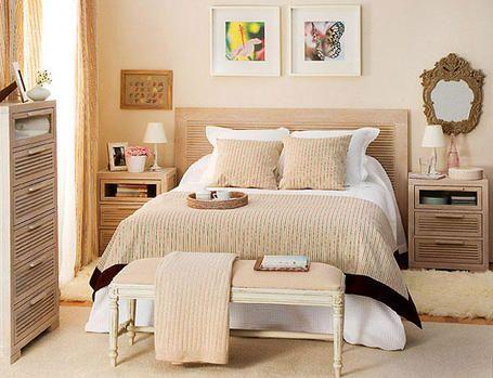 resultado de imagen para decoracion dormitorio matrimonial pequeo - Decoracion Dormitorio Matrimonio