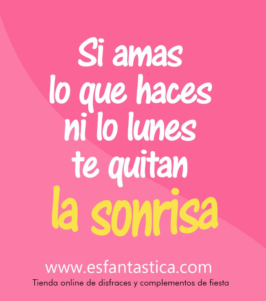 Frases de lunes. Frases optimistas. www.esfantastica.com
