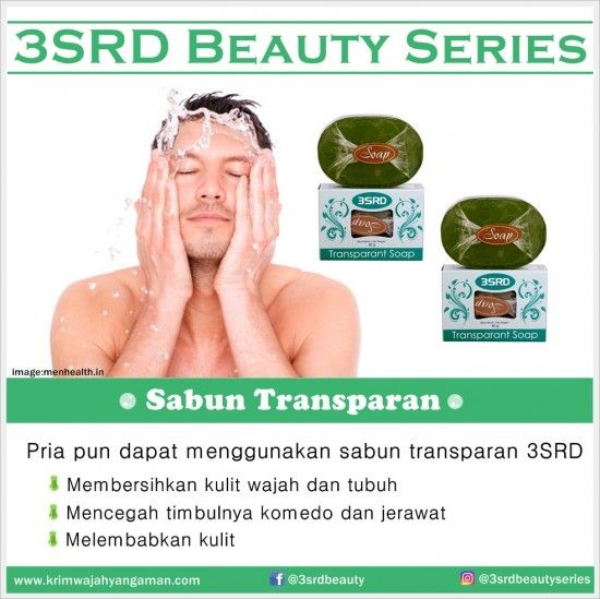 Sabun Muka Untuk Pria Berjerawat Yang Bagus