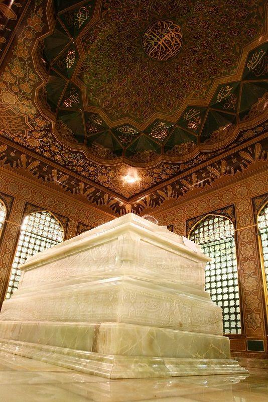 Imam Reza Shrine Interior
