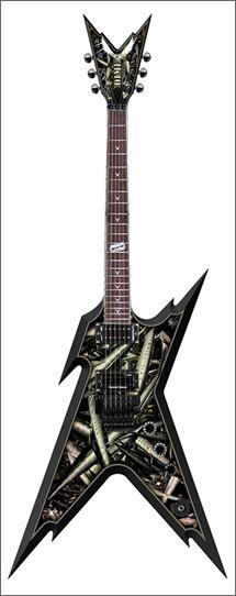 dimebag darrell guitar guitars guitar dean guitars dimebag darrell guitar. Black Bedroom Furniture Sets. Home Design Ideas