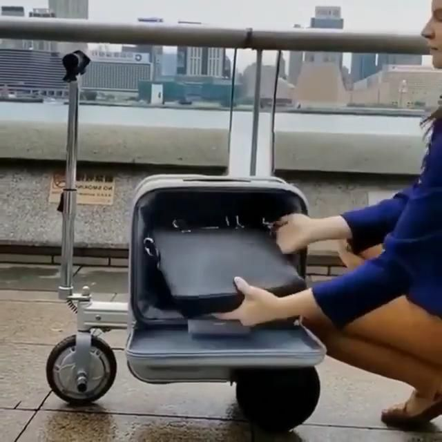 Photo of Coolest Portable Scooter