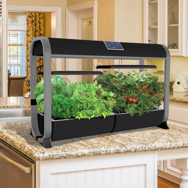 Farm Hydroponic Gardening Growing Food Indoors Hydroponics 400 x 300