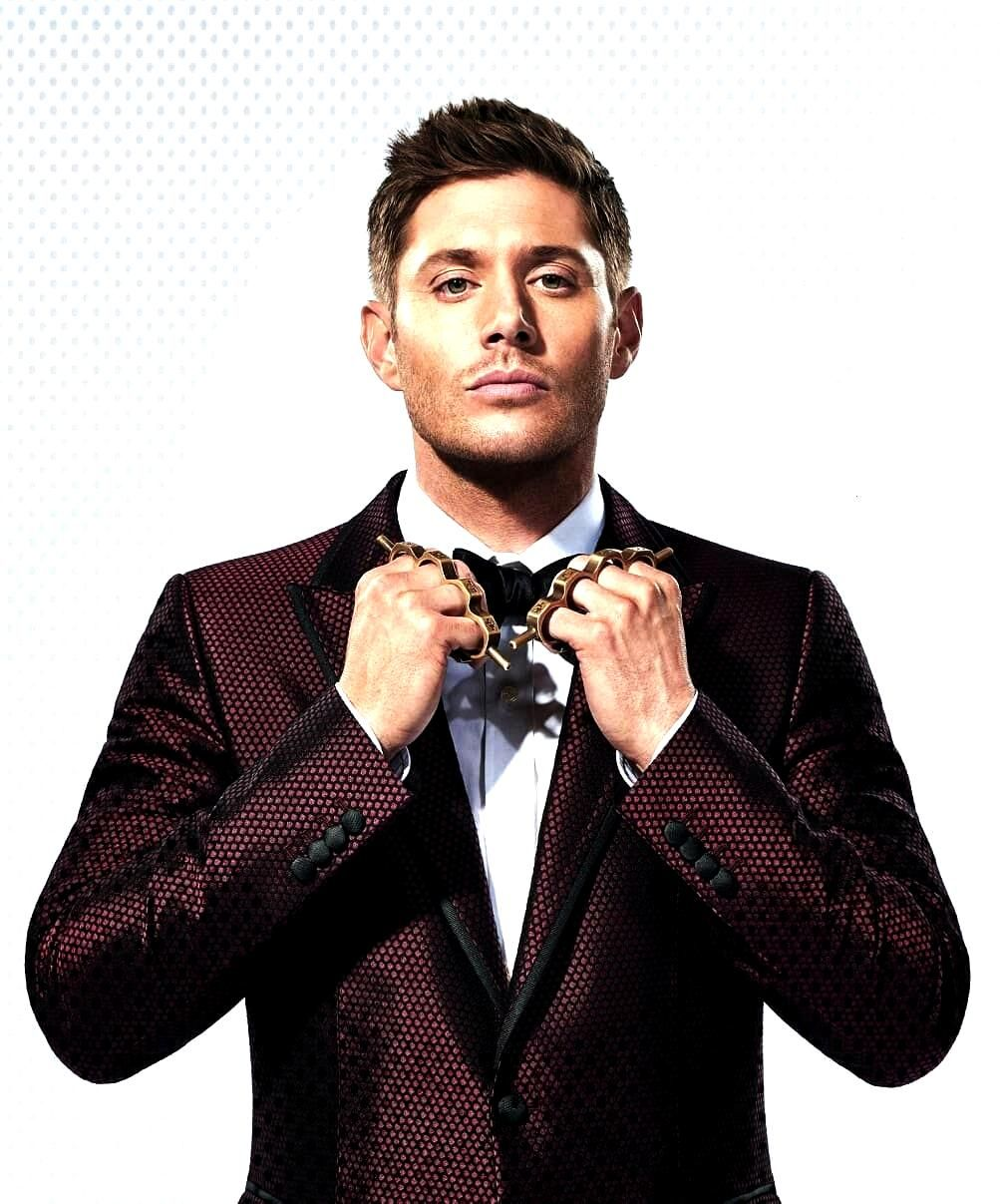 Jensen Ackles for Entertainment Weekly 2017 : Jensen Ackles for Entertainment Weekly 2017