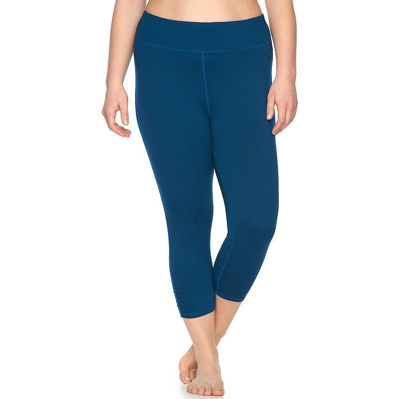 34+ Plus size capri yoga pants ideas