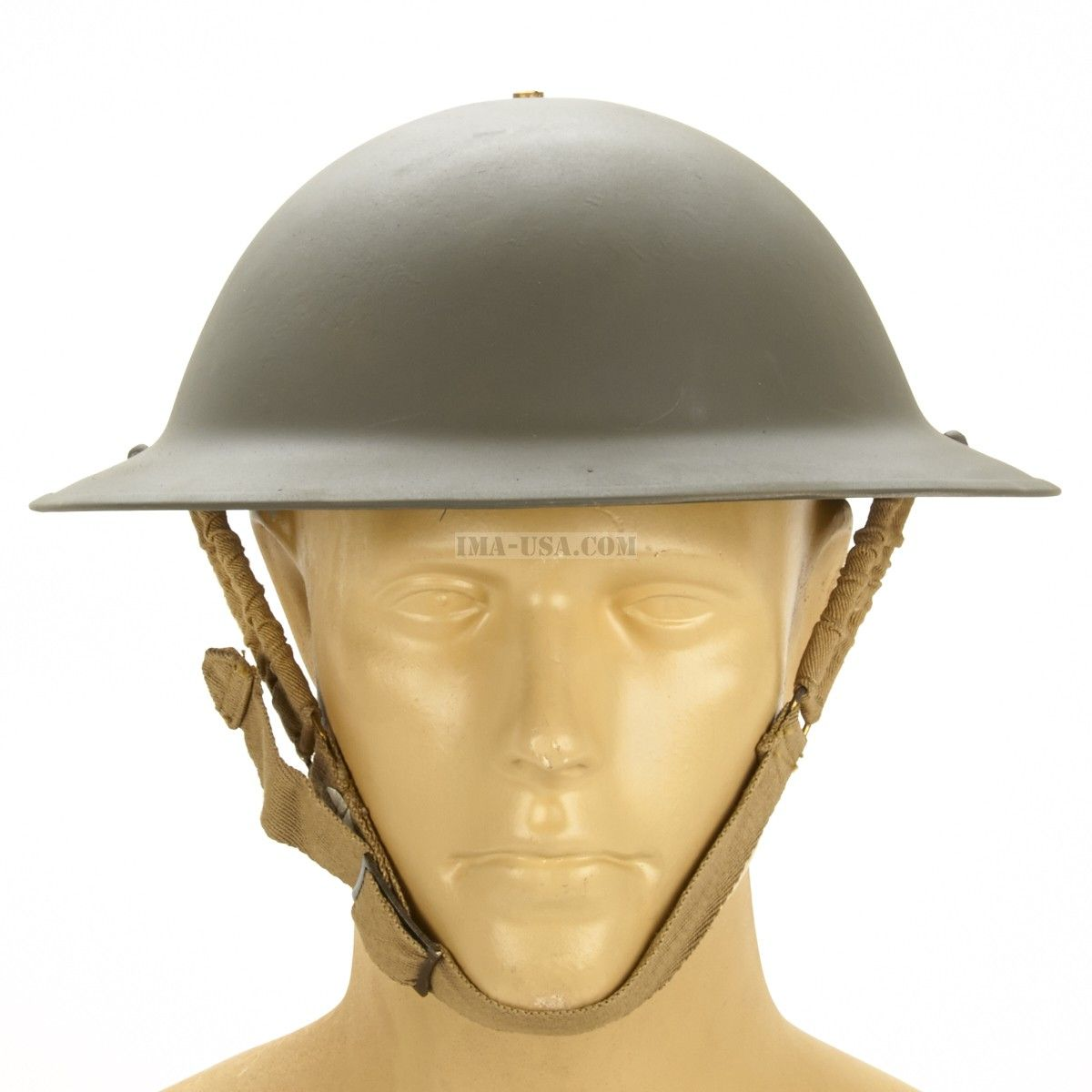 The M1 Helmet of World War Two - the steel pot