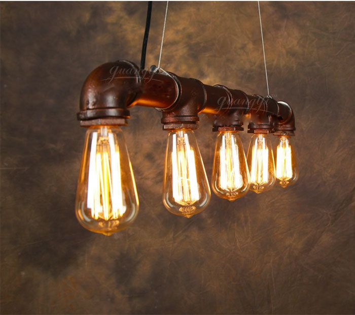 Vintage Industrial Lighting Pendant