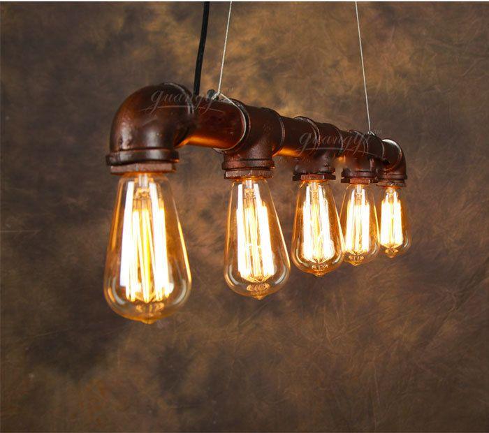 vintage industrial lighting pendant - Google Search