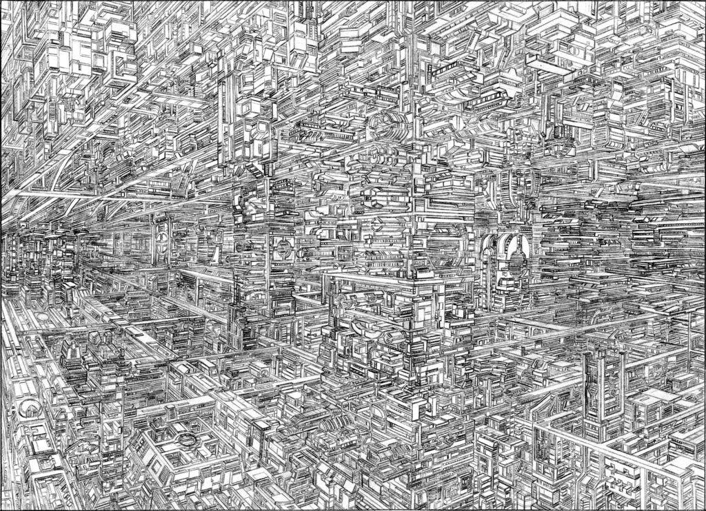 UnderGround Futuristic City by Rashid187   The Underground ...