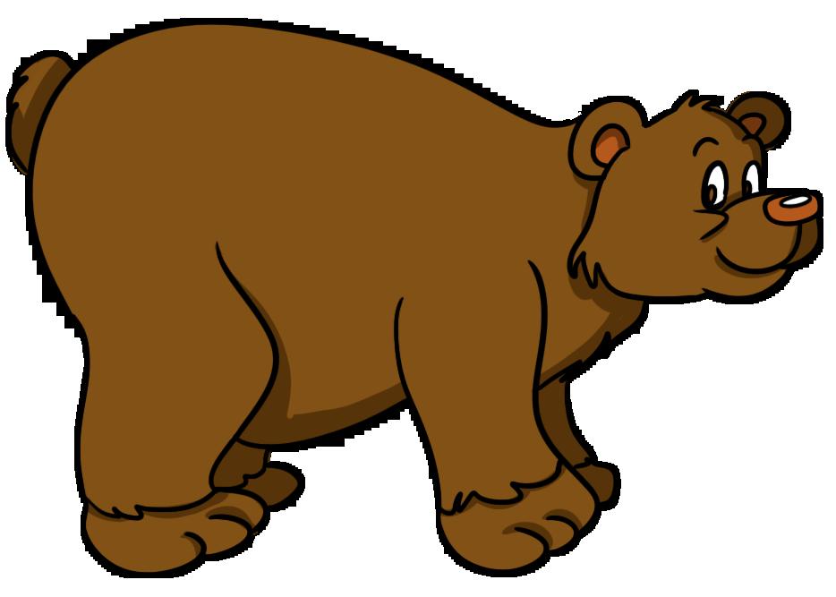 Free Bear Clipart Cute Clip Art Going On A