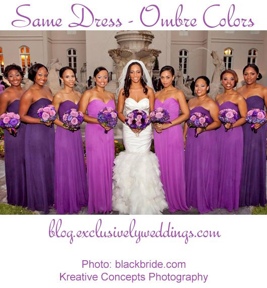 Bridesmaid Dresses – Eight Awesome Options | Blog, Wedding and Weddings