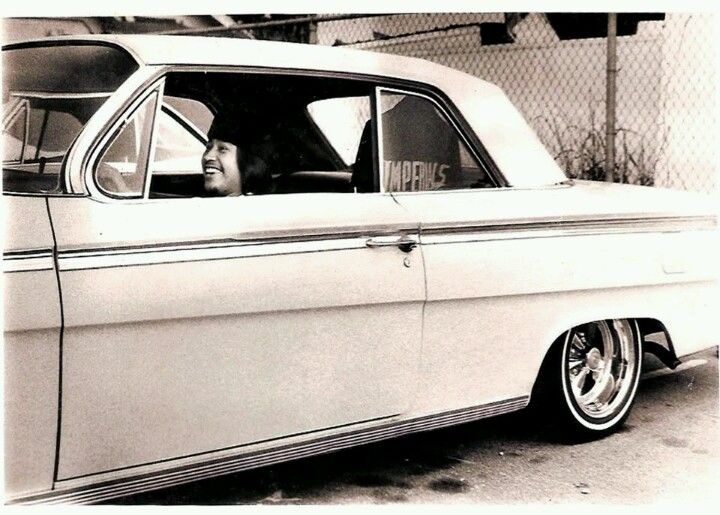 Pin On Low Riders Homies Back In The Day