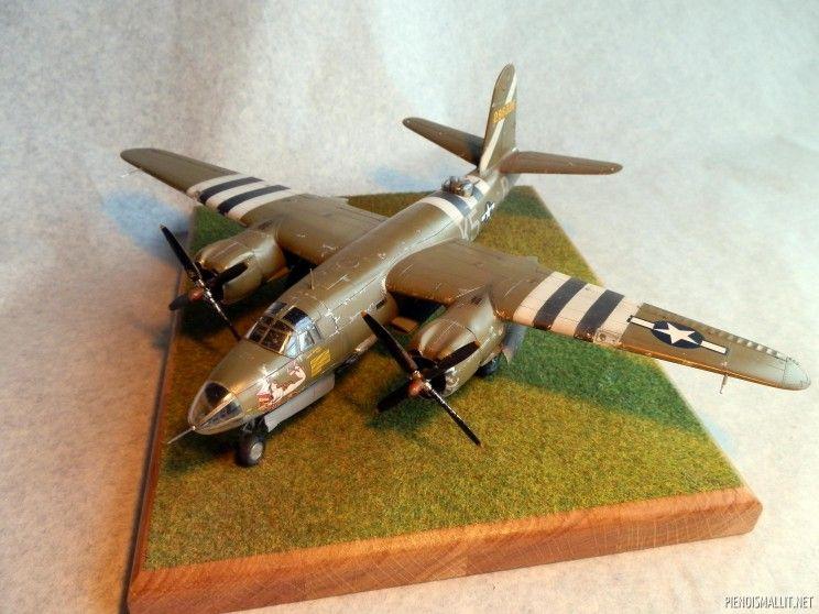 Martin Marauder B-26 B-50-MA