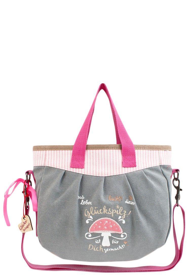 on sale b5139 07052 Adelheid Glückspilz Kindertasche - sweet! | Das Leben lacht ...
