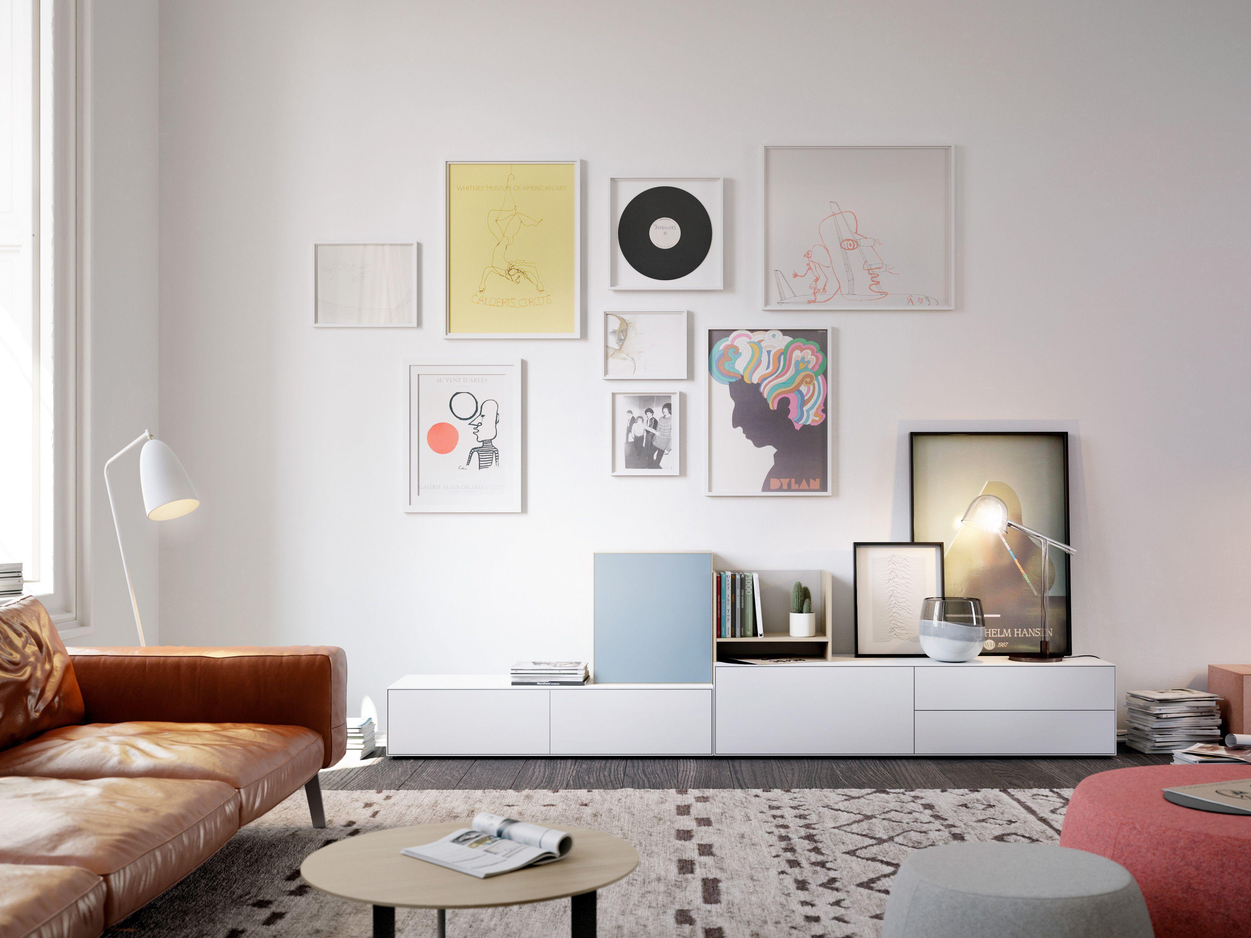 Lauki collection modulares para realizar tu composición.