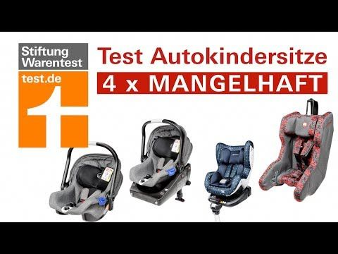 oktober 2018 der gro e kindersitz test 2018 von stiftung. Black Bedroom Furniture Sets. Home Design Ideas