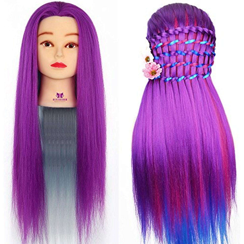 Neverland Beauty Synthetic Hair Rainbow Color Cosmetology