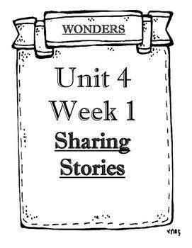 Wonders 2014/2017 edition Grade 5 Objectives Unit 4 Weeks