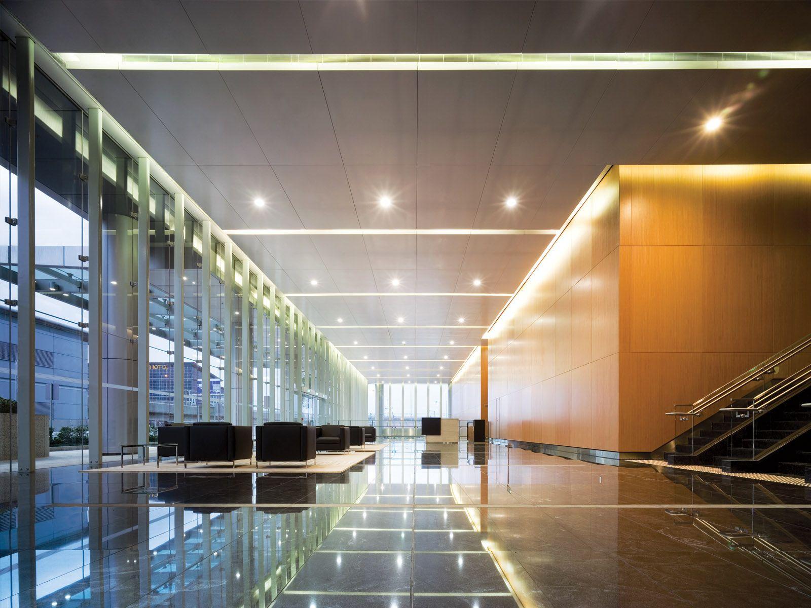 Airport authority hong kong headquarters aedas for Interior design office hong kong