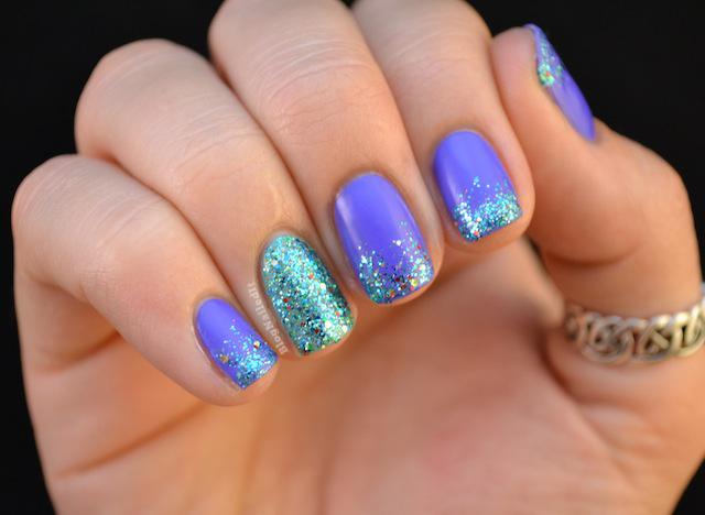 nailed . shimmer polish swatches