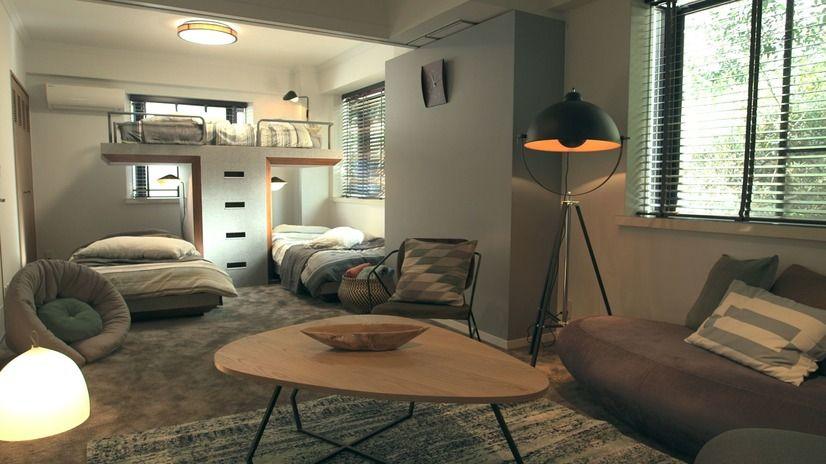 テラスハウス東京2019 住所や間取り 内装を画像で紹介 家賃の衝撃的価格とは 2020 テラスハウス 模様替え 部屋