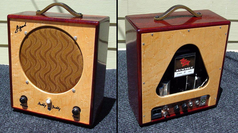 siegmund muddy buddy 1 watt guitar subminiature micro tube amp guitar in 2019 guitar. Black Bedroom Furniture Sets. Home Design Ideas