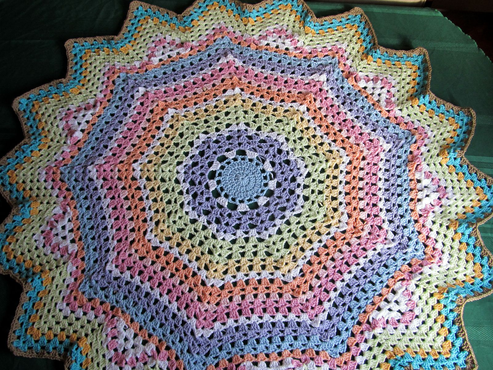 Ravelry stir up a smile round ripple 18 points by donna mason crochet round bankloansurffo Images