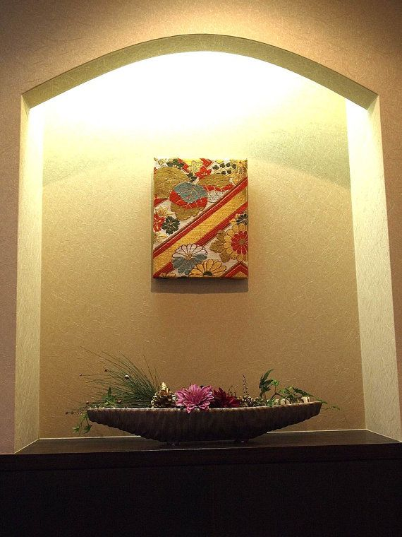 Tapestry (Wall Art) KImono (Obi) Japan 0000016 | Tapestry wall and ...