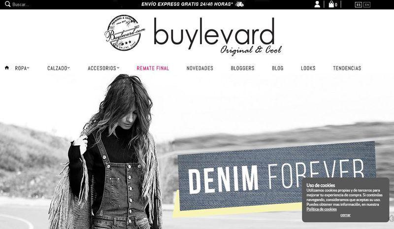 90038aaf2dafa Cinco sitios donde comprar ropa online y tal vez ahorrar algo de dinero