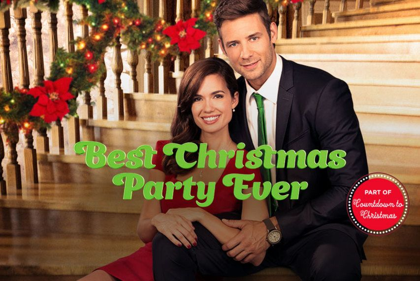 Christmas keepsake week best christmas party ever for Hallmark channel christmas in july