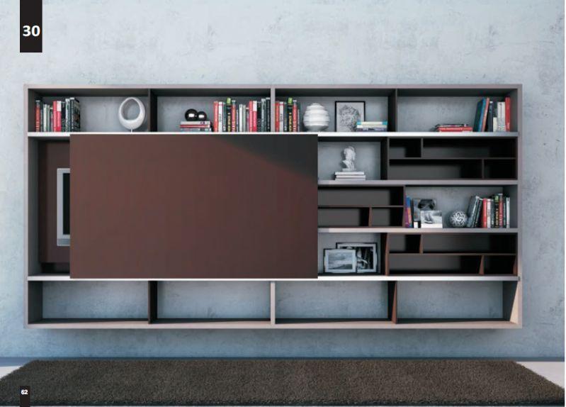 Kico living composizione n 30 moderno soggiorno nel for Composizione soggiorno moderno