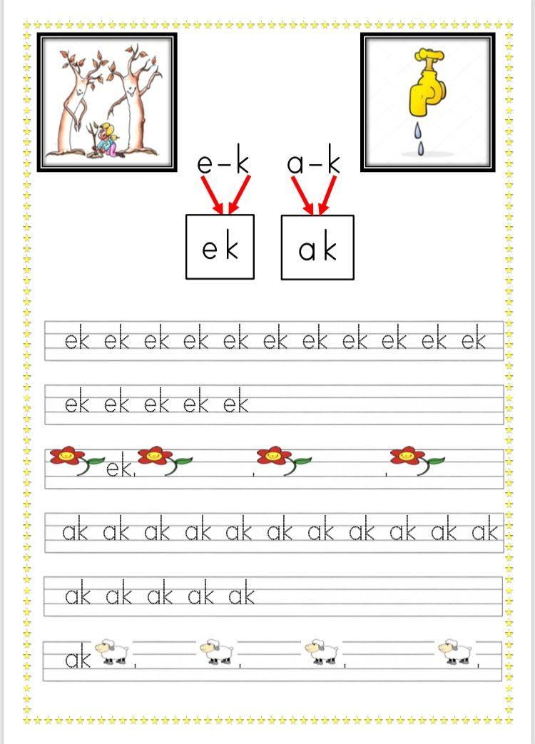 Seda Ada Adlı Kullanıcının Okuma Yazma Panosundaki Pin Education