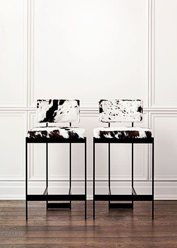 Contralto Bar Counter Stool By The Canadian Design Firm Powell Bonnell Home Inspiration