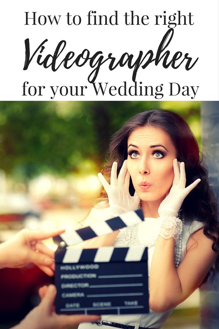How to Find the Right Videographer for Your Wedding Day
