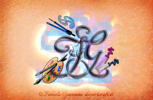 10 idee logo lettere con simboli: mestieri e professioni – tattoo diyartcraft